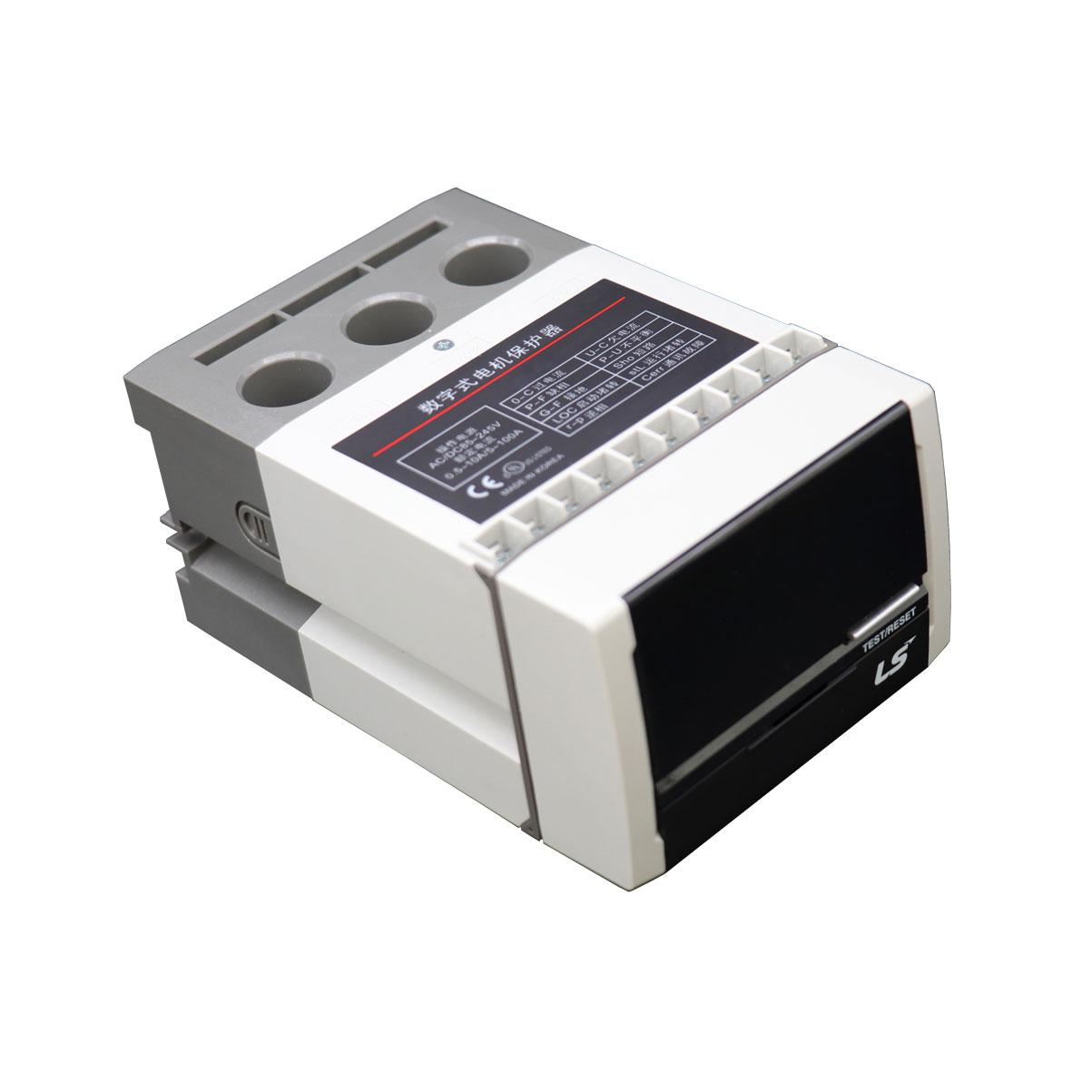 智能型微机电机保护器